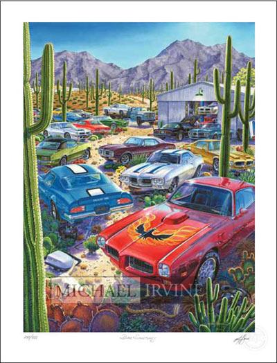 Barrett Jackson 1967 Fire Bird Autos Post