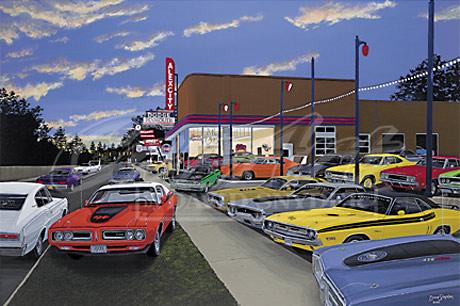 Re: Re: Dennis Wiskow's Auto Art Gallery – Wisconsin Collector Car